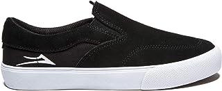 Lakai Footwear Owen Kids Navy Suedesize 1 Tennis Shoe, Navy Suede