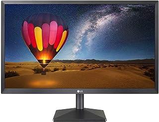LG 22MN430 21.5' Full HD LED IPS Monitor 1920 x 1080, Radeon FreeSync 75Hz, 2X HDMI, 1x VGA, Audioausgang, Flicker Safe, schwarz
