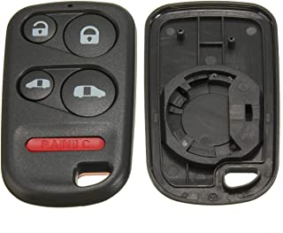 For Honda for Odyssey 2001 2002 2003 2004 4+1 5 Buttons Fob Remote Key with Battery OUCG8D-440H-A Car Key Auto Replacement