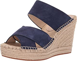 Kenneth Cole New York Women's Olivia X-Band Espadrille Wedge Sandal