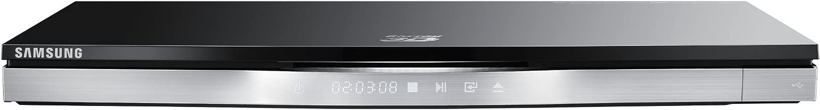 Samsung BD-E6500 3D WiFi Blu-ray Disc Player (Black) (Old Version)