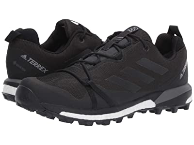 adidas Outdoor Terrex Skychaser LT GTX (Carbon/Black/Grey Four) Men