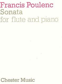 Sonata. Flute and piano. [Score and part.]