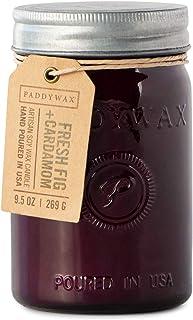 شمعة برطمان الشمع من باديواكس ريليش كوليكشن معطرة من الصويا 248.89 مل من الألياف الطازجة والكراميوم