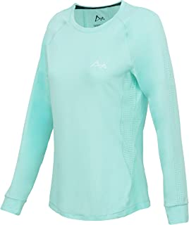 Long Sleeve T-Shirt for Women Quick Dry Moisture Wicking Training & Gym…