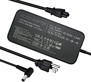 YUNYANGDA 19.5V 9.23A 180W Laptop Charger ADP-180MB F FA180PM111 Ac Power Adapter for Asus ROG G750JM G751JM G750JS Power Charger