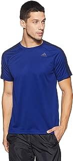 adidas Men's CE0349 D2M 3-Stripes T-Shirt