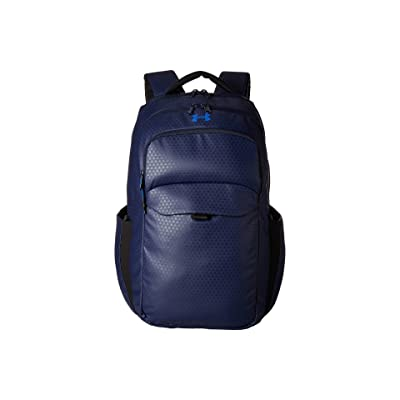 Under Armour UA On Balance Backpack (Midnight Navy/Lapis Blue/Lapis Blue) Backpack Bags