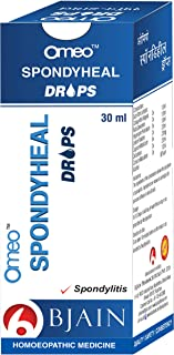 B Jain Omeo Homeopathy Spondyheal Drops (30 ML) by Exportmall