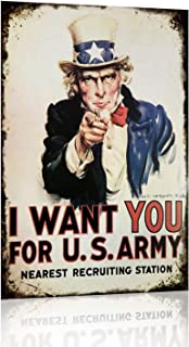 the army wants you poster