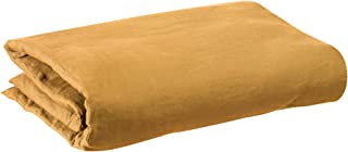 Vivaraise – Housse de Couette Zeff – Tissu Premium 100% Lin lavé Stonewash – Finition Fermeture Bouteille