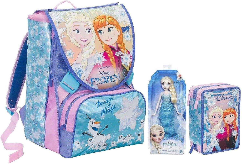 Frozen Frozen Frozen Anna ELSA, Kinderrucksack Mehrfarbig ELSA B07GHYQD19 | Moderner Modus  71e720