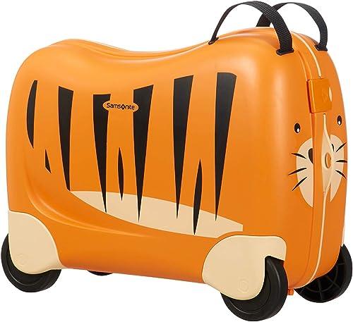 Samsonite Dream Rider Bagage Enfant, 51 cm, 28 L, Orange (Tiger Toby)