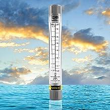 Medidor de vazão de líquido, medidor de vazão de estrutura de baixo peso, medidor de vazão de gasoduto líquido 0,5-5 Gpm /...