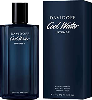 Davidoff Cool Water Intense Eau de Perfume For Men, 125 ml