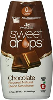 Sweet Drops 1.7 oz Chocolate 2 pack