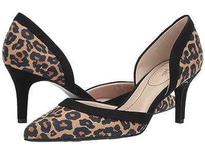 LifeStride Saldana (Leopard) Women