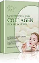 Silk Camel Anti-wrinkle & Moisturizing Skin Care Silk Facial Mask