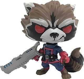 Funko Pop! Marvel: Guardians of The Galaxy: Rocket Raccoon Classic Vinyl Figure