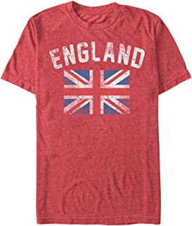Men's England Union Jack T-Shirt