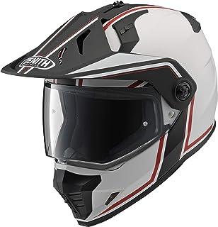 ヤマハ(YAMAHA) バイクヘルメット オフロード YX-6 ZENITHグラフィックモデル GF-03レッド XLサイズ(61-62cm) 90791-1789X