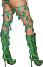 Roma Costume Women's Green Leaf Thigh Wraps