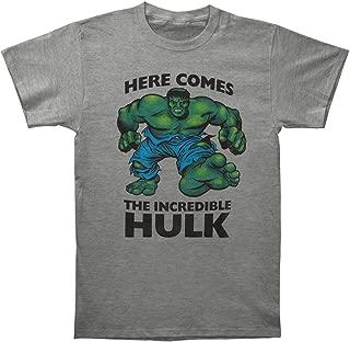 Hulk Double-Sided Heather Tri-Blend T-Shirt