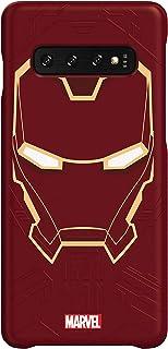 Haainc GP-G973HIFGKWB Samsung Galaxy Friends Iron Man Smart Cover for Galaxy S10