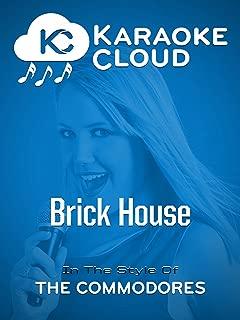 Karaoke Cloud - Brick House