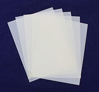 14 Mil Mylar - 5 Pieces - 8 1/2 x 11 Inches