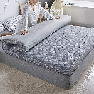 Colchón acolchado grueso, tapete de tatami japonés Futón plegable portátil futón antideslizante transpirable extra suave, colchón, 5 cm,C,180 * 200cm/71 * 79 inch