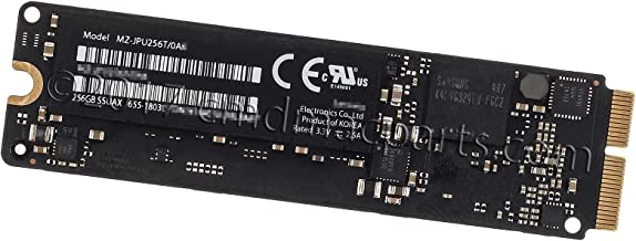 Odyson - 256GB SSUAX SSD (PCIe 2.0 x2) Replacement for MacBook Air 11