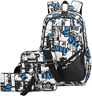 MYXMY School Bag,Girls School Bags for Girls Backpack for Girls Secondary School Bag Casual Daypack Travel Backpack Student Satchel