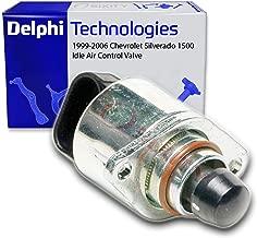 delphi injector control valve