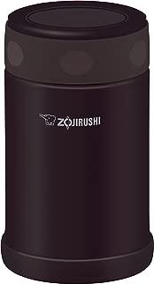 Zojirushi SW-EAE50TD Stainless Steel Food Jar, 16.9 oz, Dark Brown