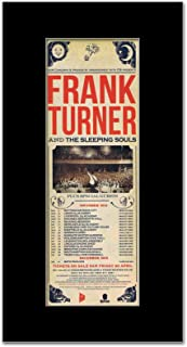 Music Ad World Frank Turner - UK Tour 2012 Mini Poster - 28.5x10cm