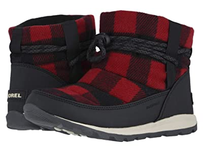 SOREL Whitneytm Short (Red Dahlia) Women
