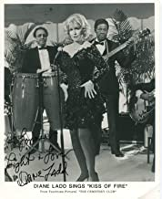 Diane Ladd Signed Kiss of Fire 8x10 Photo With COA pj Inscribed To Lonnie