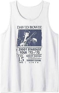 David Bowie - Radio City Débardeur