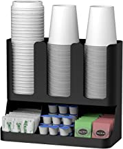 office coffee station with refrigerator