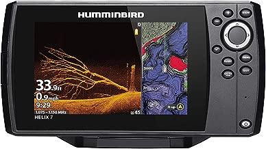 Helix 7 Chirp MEGA DI GPS G3N CHO Fishfinder with Bluetooth & Ethernet