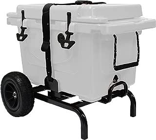 Garden Star 70135 Universal Fit Cooler Cart, Black