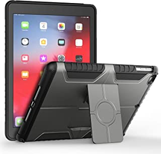 JETech Case for Apple iPad 9.7-Inch 6th/5th Generation, 2018/2017 Model, Dual Layer Design Protective Cover, Grey