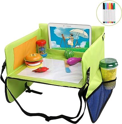 Kinderwagen Kinderautositz Ablage für Kinderspielzeug wasserdicht Schreibtisch Tisch