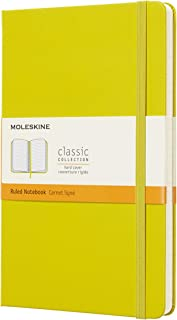 Moleskine Classic Notebook, Hard Cover, Large (5