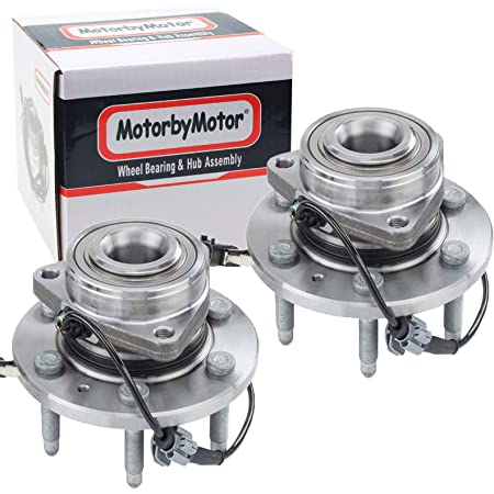 Front Wheel Bearing and Hub Assembly fits 2015 GMC Sierra 1500 Model Specifics: 4WD