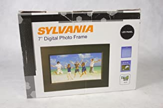 Sylvania SDPF785 7 Digital Photo Frame