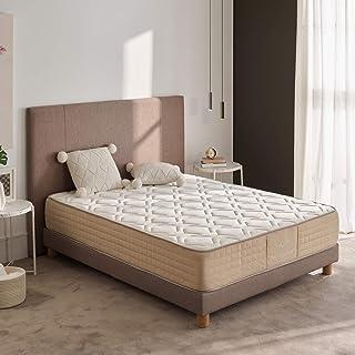 Dreaming Kamahaus Colchón Supreme Thermal Comfort con ViscoGel 135x190 cm. | Gama Alta | con ViscoGel | Sistema Comfort Plus 8cm | Alta adaptabilidad y Confort | Antiestrés | Altura 27cm |