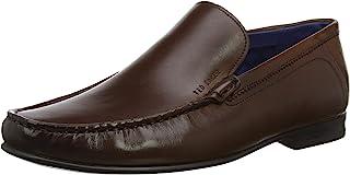 حذاء رجالي مسطح بدون كعب من Ted Baker Lassil-918141 بني للرجال