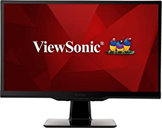 ViewSonic 21.5インチ IPS 液晶ディスプレイ( 1920x1080 / HDMI×2 /応答速度 2ms(GtG)) ブラック VX2263Smhl